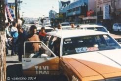 Taxis Colonia Postal, Zona Centro, Tijuana