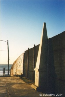 Border Monument, Playas, Tijuana