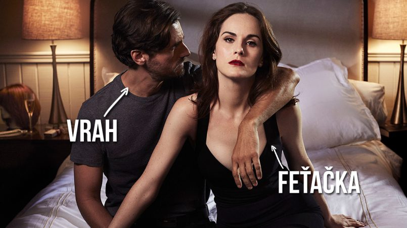Good Behavior - Michelle Dockery a Juan Diego Botto