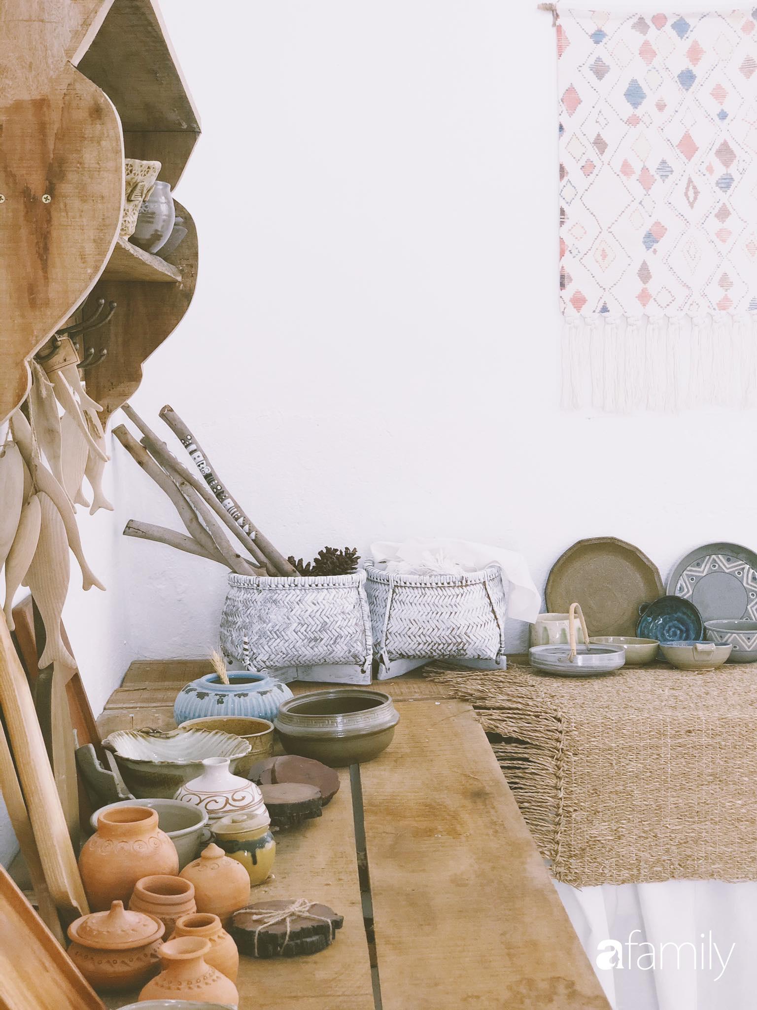 Yêu phong cách Boho, cô gái 9X biến nhà cấp 4 cũ nát thành không gian đẹp mộc mạc, bình dị ở Đà Nẵng - Ảnh 20.