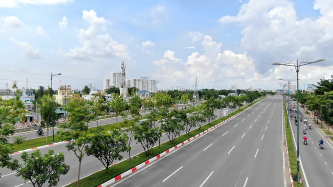 Chung cư 'trăm hoa đua nở' dọc đại lộ đẹp nhất Sài Gòn - ảnh 19