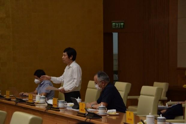Phó Chủ tịch hội Nông dân Việt Nam - Nguyễn Xuân Định