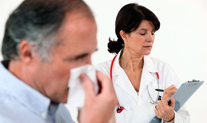 лечение стафилококковой инфекции носа