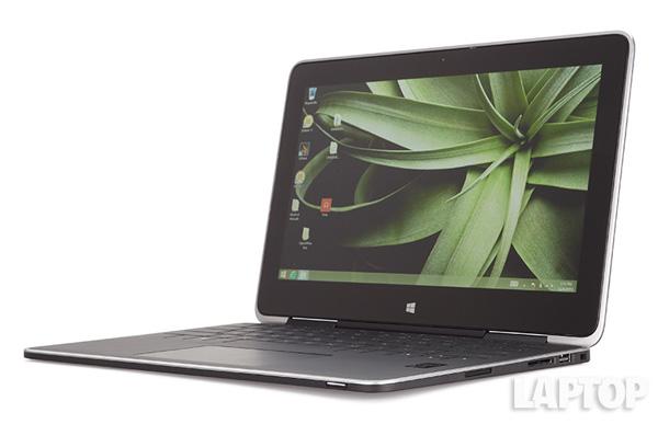 Đánh giá nhanh laptop lai Dell XPS 11