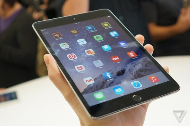 Trên tay Apple iPad mini 3