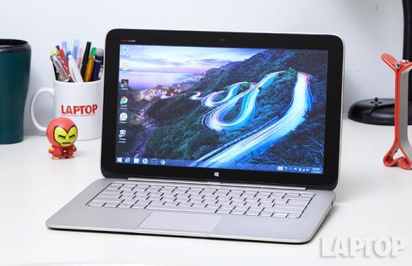 Đánh giá nhanh laptop lai tablet HP Spectre 13 X2