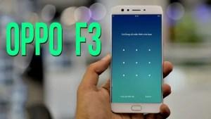 Xóa mật khẩu màn hình, unbrick, fix treo logo OPPO F3 (CPH1609)