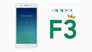 Hướng dẫn xóa mật khẩu màn hình OPPO F3 mà không cần flash rom