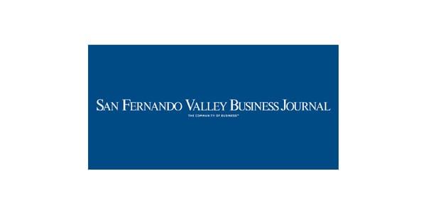 San Fernando Valley Business Journal Logo