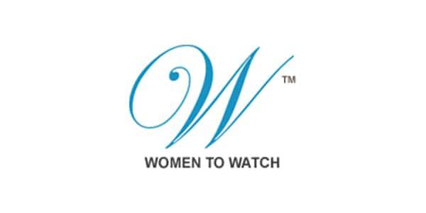 Women to Watch Logo