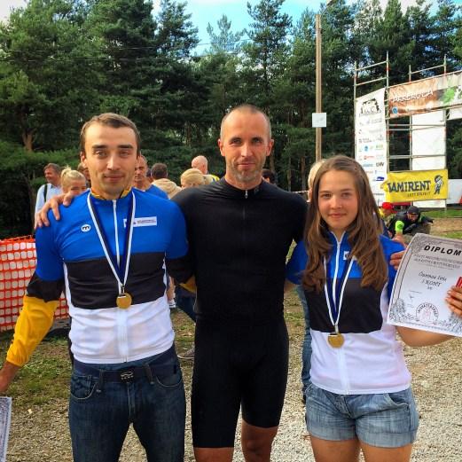 Võitjatega: Martin Loo ja Iiris Õunmaa