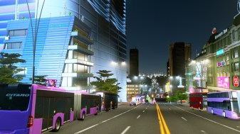 MOAR BUS LANES AND MOAR BUSES