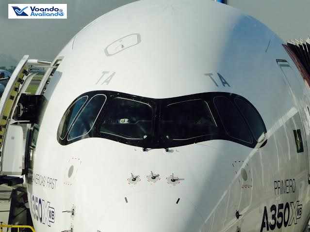 A350 - Frontal 1
