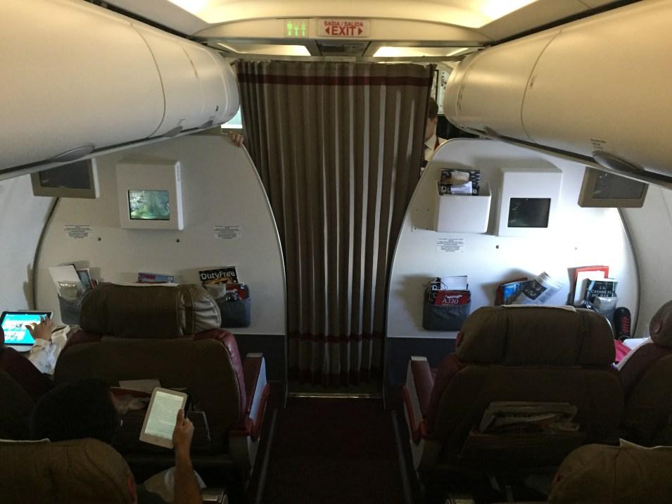 Airbus A320 - prefixo PR-MAT - da LATAM