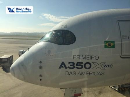 A350 - Perfil Bico