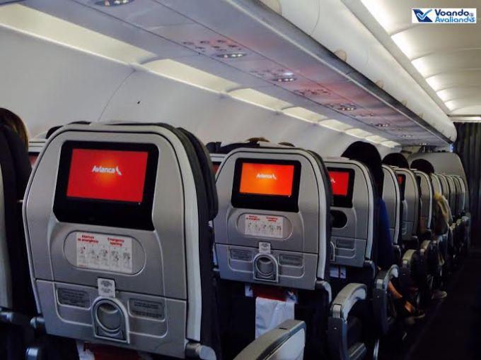 Interior A320