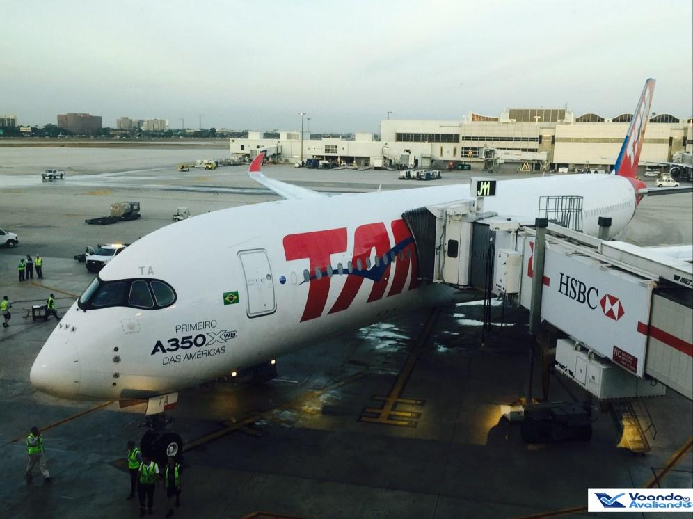 A350 - Visão Alto