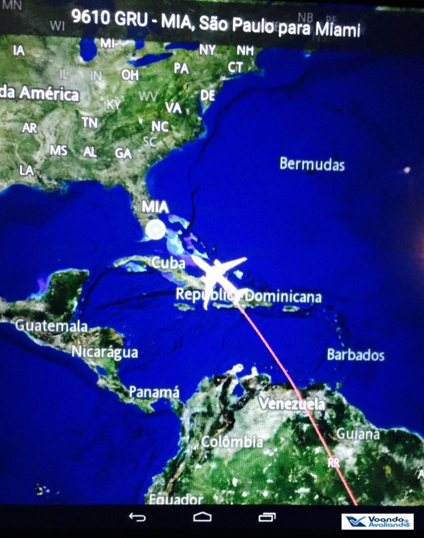 Mapa - Caribe