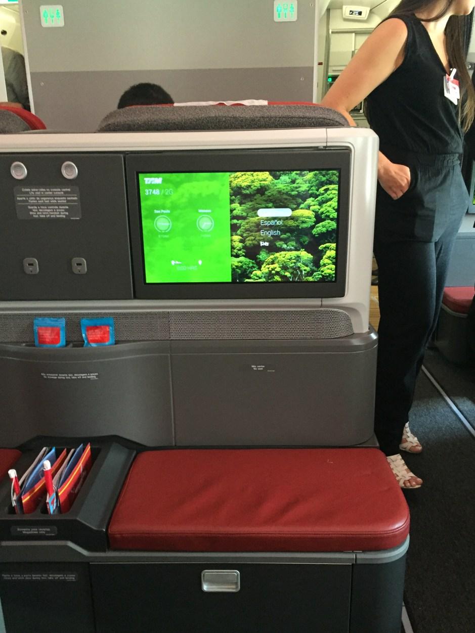 A350 - Assento - Porta Pés