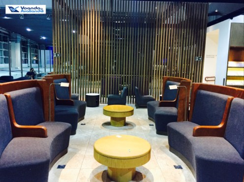 Sala VIP LATAM - GRU 3