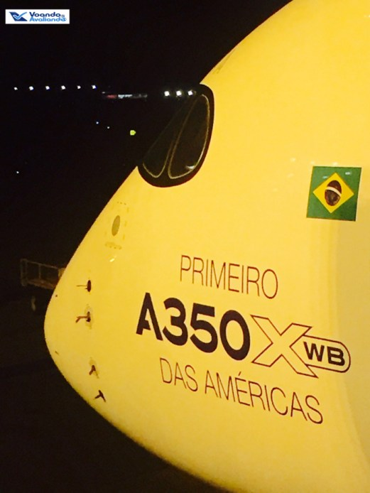 A350 - Bico