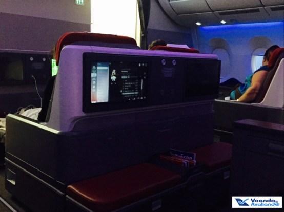 Visão Lateral - Poltrona - A350