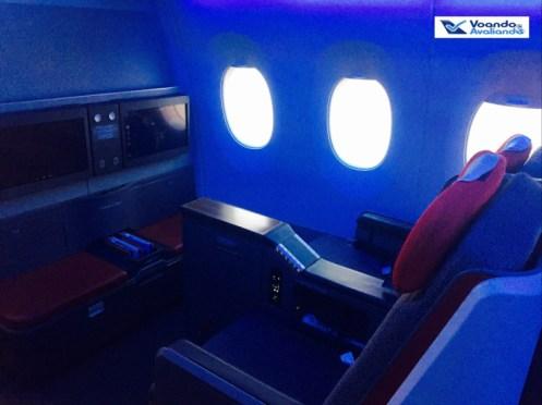 Cabine A350 - Executiva - Geral 3