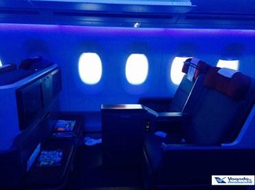 Cabine A350 - Executiva - Geral 4