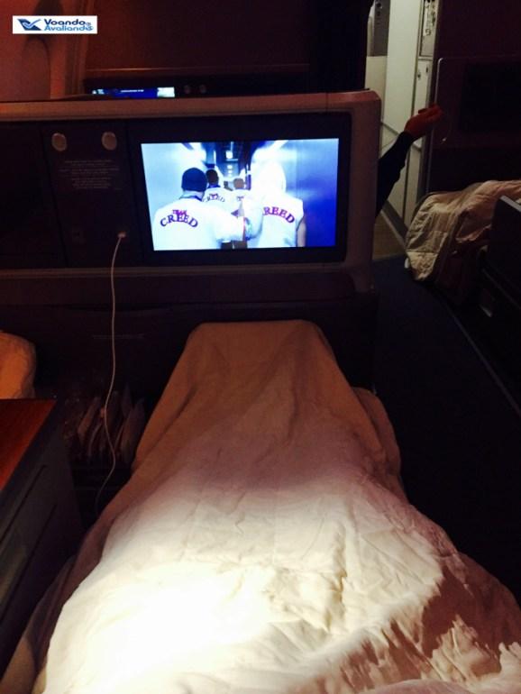Poltrona - Flat Bed 1 - A350