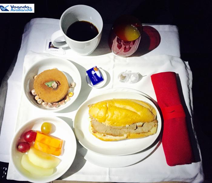 Café da Manhã - Executiva - A350