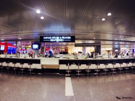 Aeroporto Doha - Restaurante