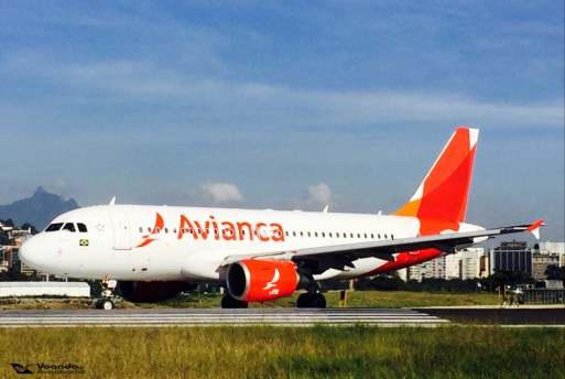 SDU_A319 Avianca Nova Pintura 2
