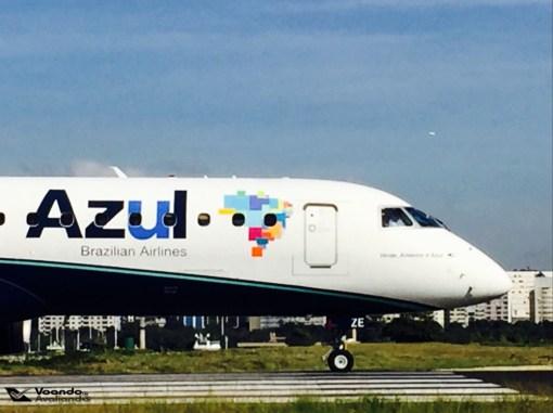 SDU - E195 - Azul - Bico 3