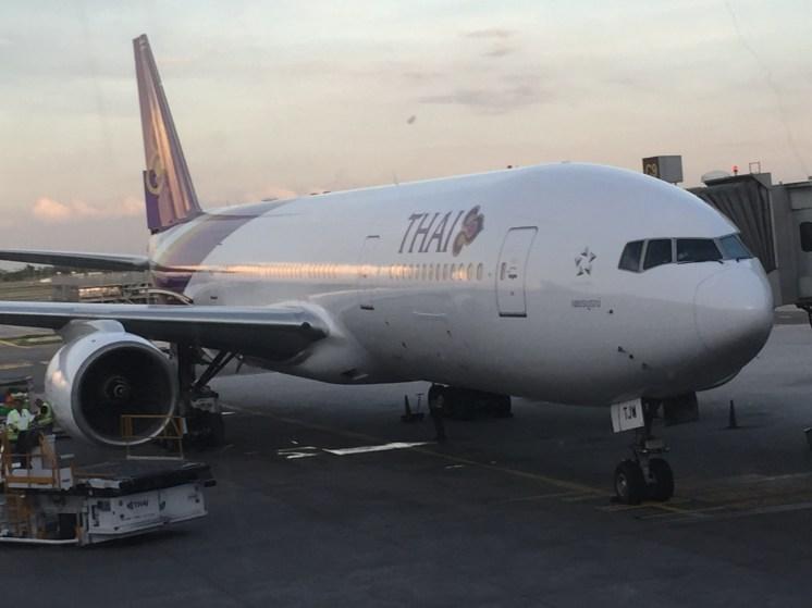 B777 - Pronto para novo voo