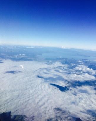 Paisagem voo Q300 ANZ 3