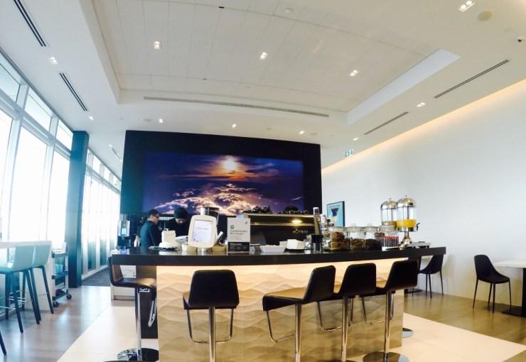 Sala VIP - ANZ - Bar