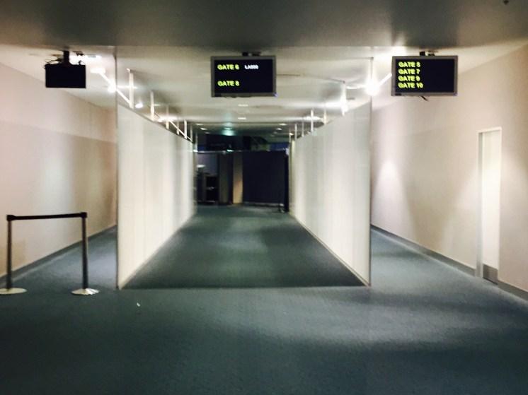Aeroporto AKL - Obras