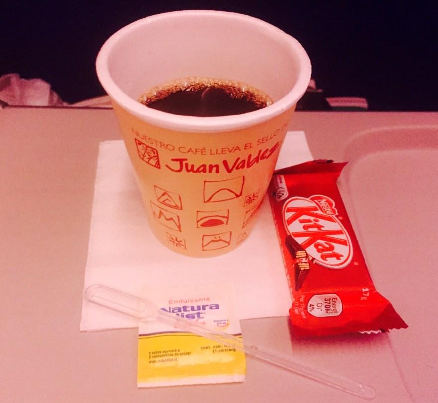 Café + Kitkat - LATAM