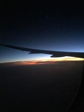 Nascer do sol - escuro 2