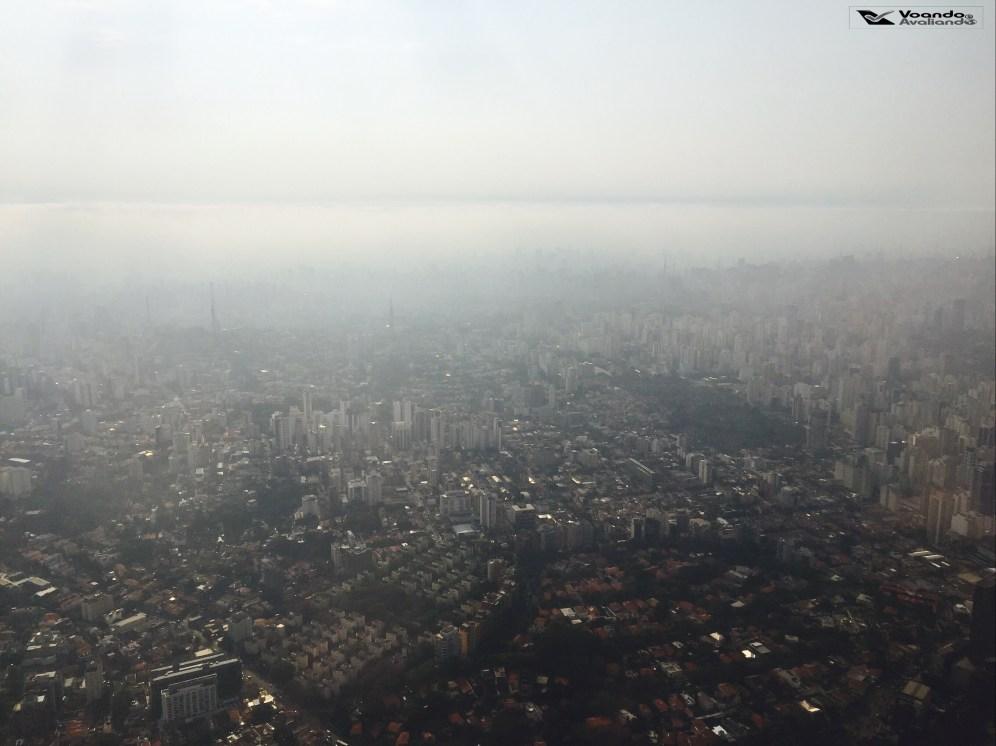 Névoa em São Paulo 1