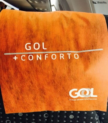 Capa do Assento - GOL +