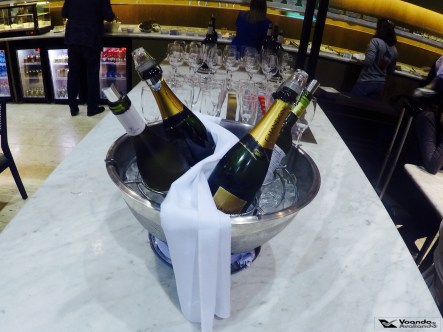 Champagne_VIP Lounge LATAM