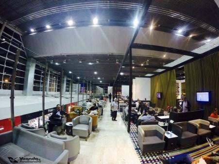 Visão Geral - VIP Lounge LATAM 1