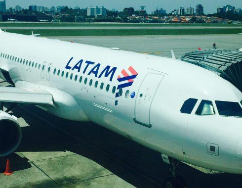 LATAM - A320 - CGH 1