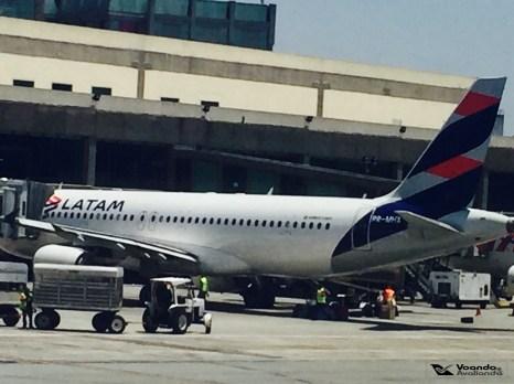 LATAM - A320 - CGH 5