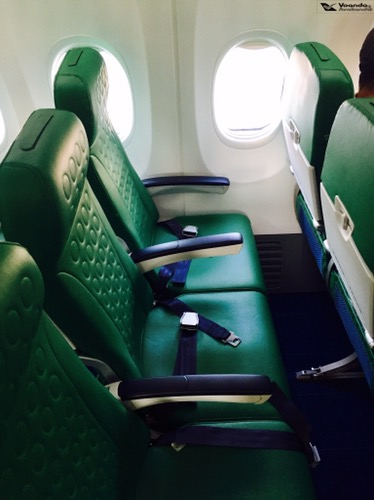 Inside - B737 - Transavia 4