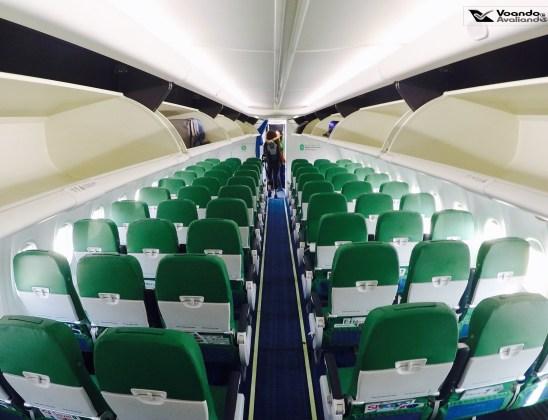 Inside - B737 - Transavia 2