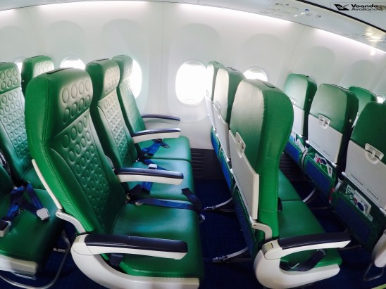 Inside - B737 - Transavia 3