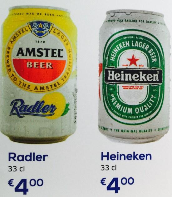 Transavia - Cerveja