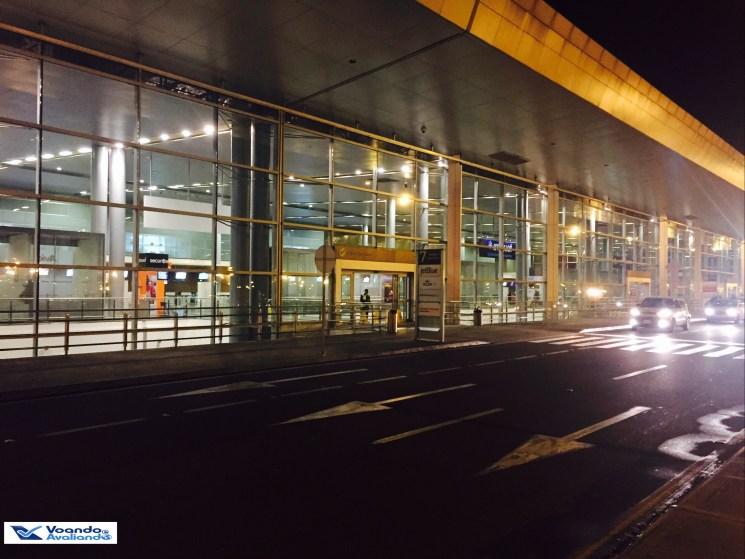 Aeroporto BOG - Parte de Fora 2